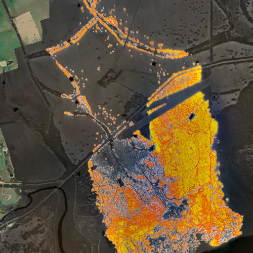 Home-grown aerial mapping and intelligence system provides crucial support to fire recovery on Kangaroo Island