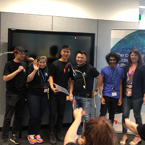Innovative ideas to revolutionise global space industry birthed at 24-hour hackathon
