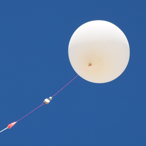 UniSA startups launch successful space balloon